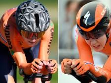 Van Vleuten en Van der Breggen: alleen tegen de klok, voor een nieuwe kans op olympisch goud