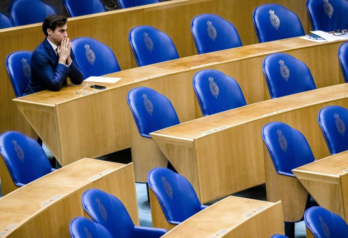 Forum voor Democratie van Thierry Baudet krijgt geen toestemming voor een drive-in event bij de Brabanthallen in Den Bosch.