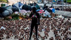 """""""Er zullen nog veel meer doden vallen in Hongkong"""""""