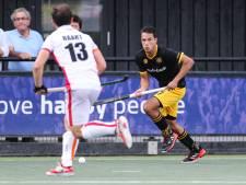 Uitspeelcorner velt hockeyers HC Den Bosch