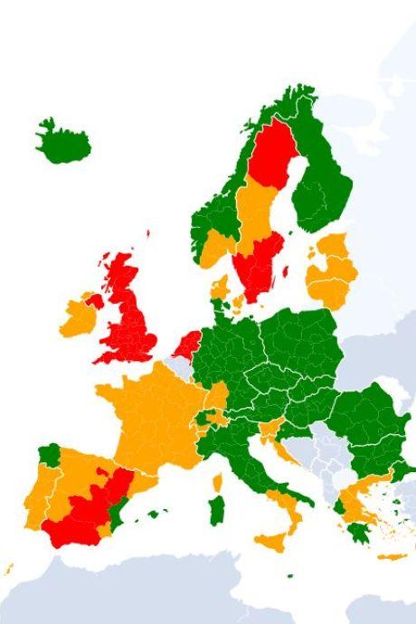 Italie, Espagne, France: le point sur les dernières restrictions de voyage