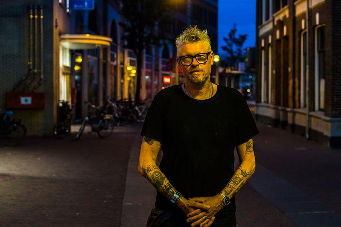 Nachtburgemeester Kees de Groot.