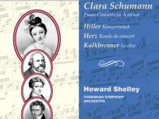 Howard Shelley maakt een feestje van Clara Schumanns jeugdwerk