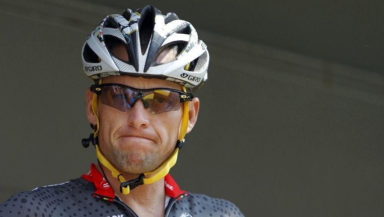 Lance Armstrong Beeld ap