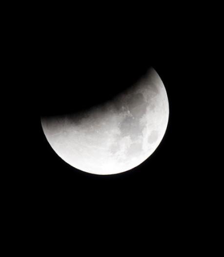 De maansverduistering zien vanavond? 'Je hebt een flinke dosis geluk nodig'