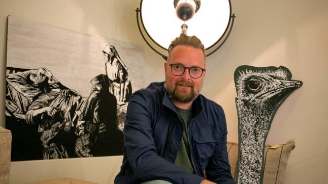 Expo in Bar-bara: Christophe Van Osselaer toont voor het eerst zijn werk