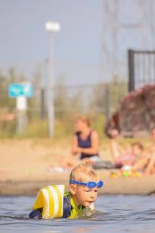 Kan er nog gezwommen worden in de Cattenbroekerplas nu er wordt gewaarschuwd voor blauwalg?