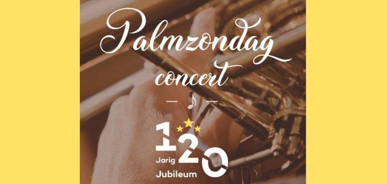 Brassband St.-Cecilia Leest organiseert zondag het gekende Palmzondagconcert