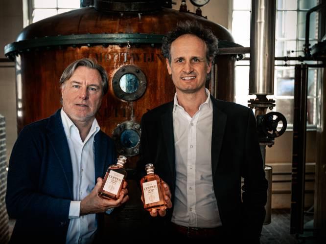 Copperhead lanceert non-alcoholische gin, omdat de baas zelf niet graag alcohol drinkt
