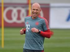 Bayern-trainer Kovac blijft hopen op rentree 'optimistische' Robben