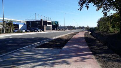 Werken aan laatste stuk fietspad Hamonterweg toch van start