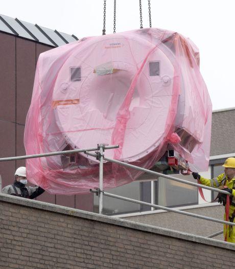 Patiënten liggen een stuk lekkerder in de nieuwe MRI van ZGT Almelo