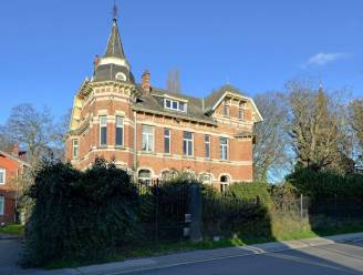 Historisch kasteeldomein Villa Gosset te koop