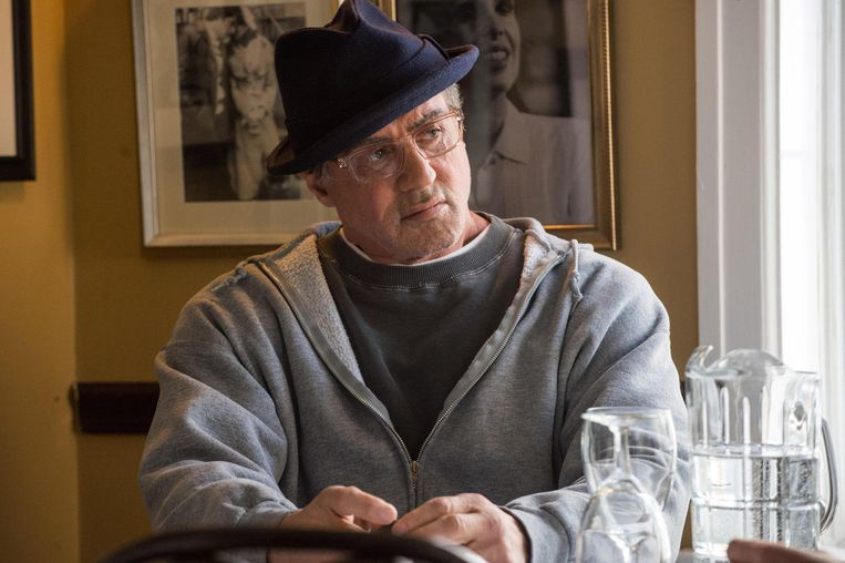 Sylvester Stallone in 'Creed'. Beeld AP