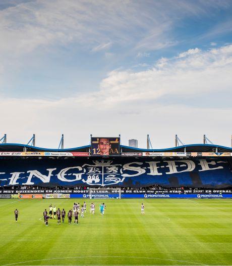 Aankoop stadion door Willem II stap dichterbij, gemeente Tilburg en club bereiken overeenkomst
