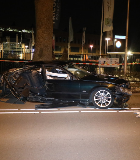 Automobilist die ravage aanrichtte in Tilburg had te veel gedronken