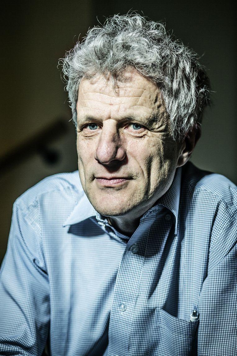 Vincent De Brouwer. Beeld Franky Verdickt