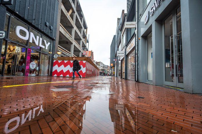 Winkels missen veel omzet dit jaar, en volgens ondernemers moet dat invloed hebben op de WOZ-waarde van hun panden.