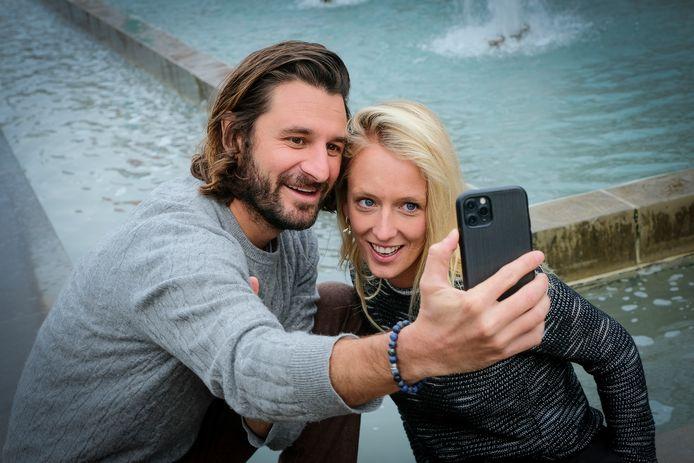 Jean Hocke (35) en Camille Demyttenaere (33).