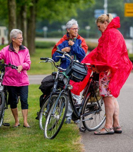 Wel fietsvierdaagse Drunen, maar helemaal op eigen houtje