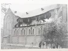 Kenmerkende kerk van Hoogmade werd 90 jaar geleden al door ramp getroffen