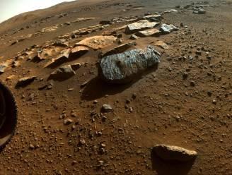 NASA deelt nieuwe geluidsopnames van Marsrover Perseverance