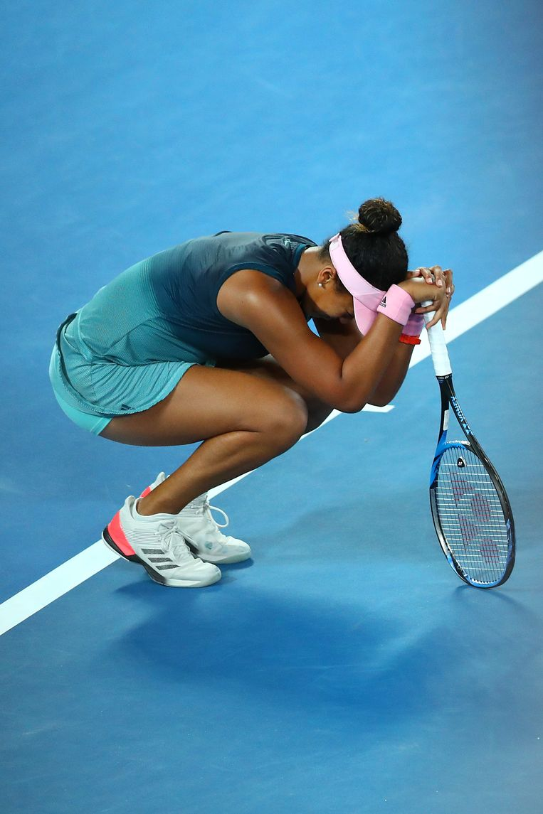 null Beeld Getty Images for Tennis Australi