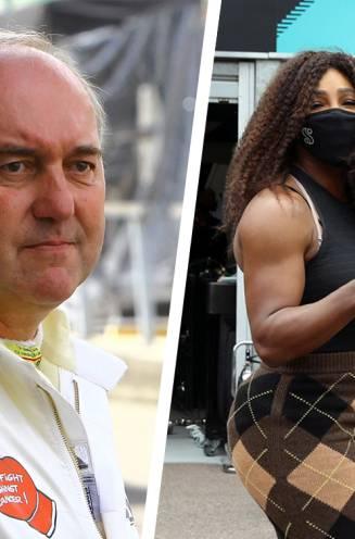 """Waalse F1-commentator geschorst door RTBF na controversiële uitspraken over Serena Williams: """"Je ziet dat ze geen cheerleader is"""""""