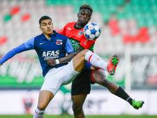 Helmond Sport huurt NEC'er Kevin Bukusu: verdediger wel meteen op pad met Angola
