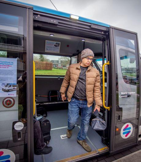 Buurtbus doet binnenkort ook Middelaar aan, mits er voldoende chauffeurs zijn