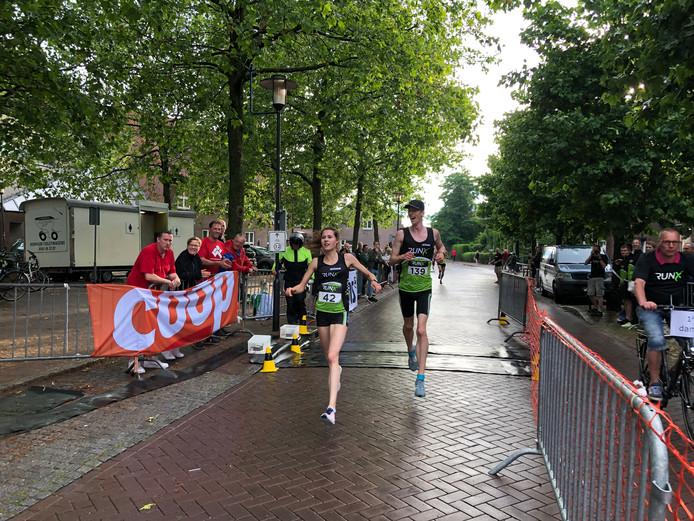 Maartje Kusters wint Gilze in recordtijd