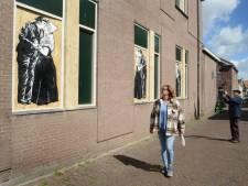 Mysterieuze kunstenaar laat liefdevolle werken achter in Zierikzee
