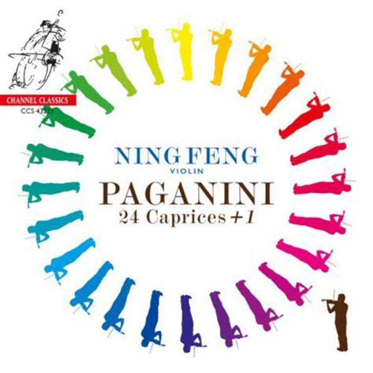 Ning Feng, Paganini Beeld -