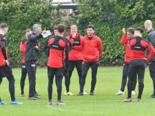 Sam Hendriks krijgt bij Go Ahead Eagles weer kans aan front: 'Jacob Mulenga heeft buikgriep'