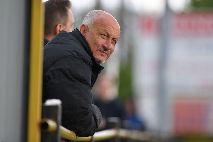 Luc Verdood kijkt met optimisme uit naar de start van het seizoen 2021-'22.