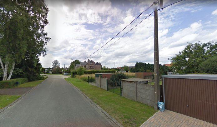 De home invasion gebeurde in de Beekstraat in Mol