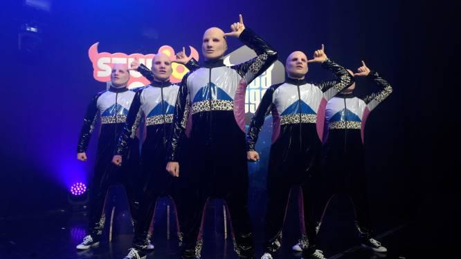 Dansers van Baba Yega onthullen voor het eerst hun ware gelaat