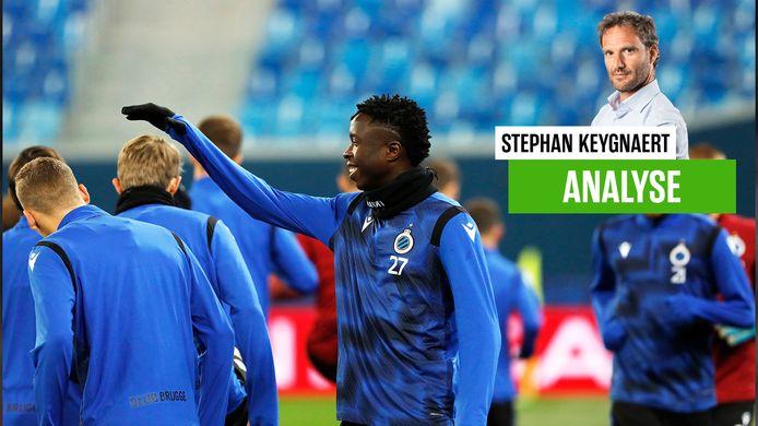 Start Clement met Krépin Diatta in de basis tegen Zenit?