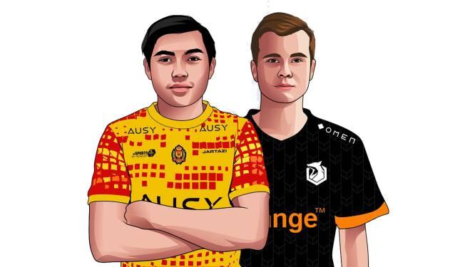 Finale van Belgische League of Legends-competitie gaat tussen KV Mechelen Esports en Sector One