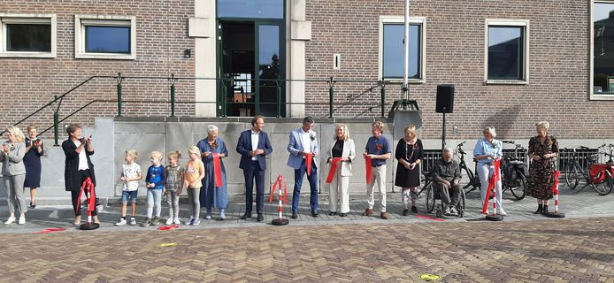 Het oude raadhuis van Schijndel werd dinsdag geopend als het nieuwe RAADhuis.