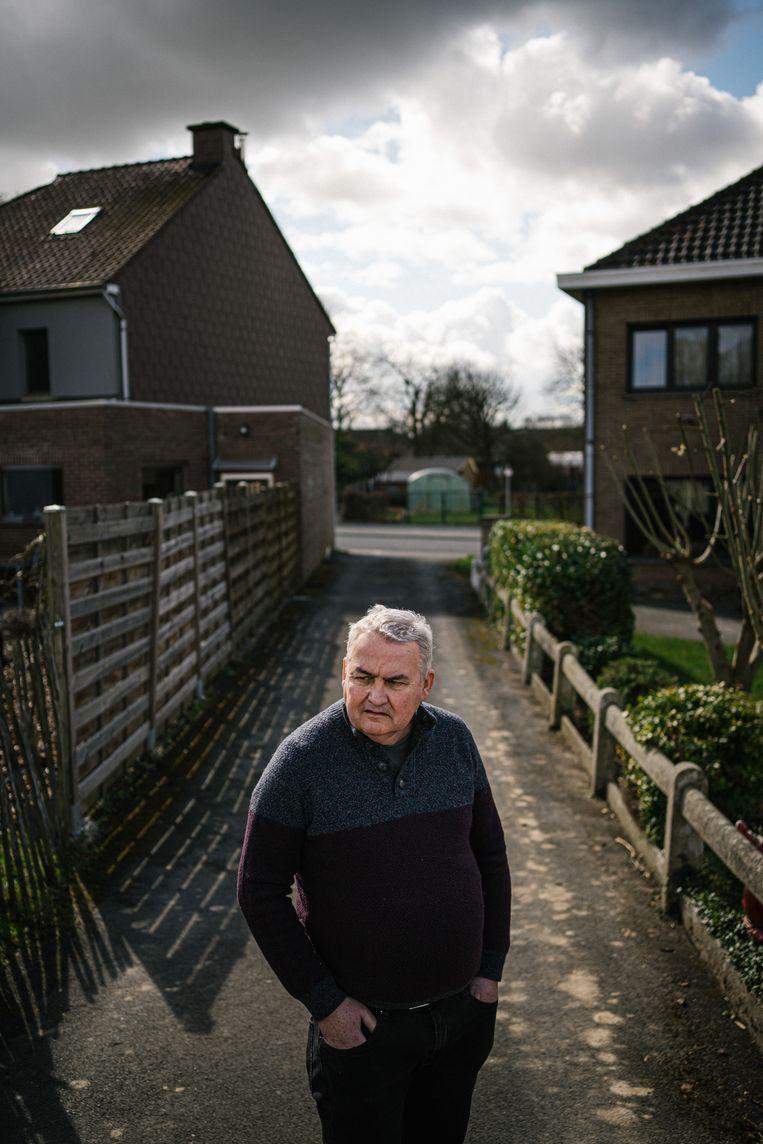 Geert van Isterdael: 'Terug in België sloegen mijn stoppen pas echt door. Ik was ervan overtuigd dat ik Jezus had doodgereden.'  Beeld Wouter Van Vooren