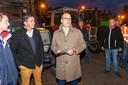 In 2015 neemt burgemeester Segers een petitie aan. Boze boeren uit Staphorst zijn solidair met hun collega Henk Jansen, die destijds met een hamer de raadsvergadering in Staphorst onveilig maakte.