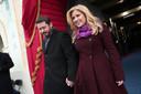 Kelly Clarkson en haar ex-man Brandon Blackstock in betere tijden.