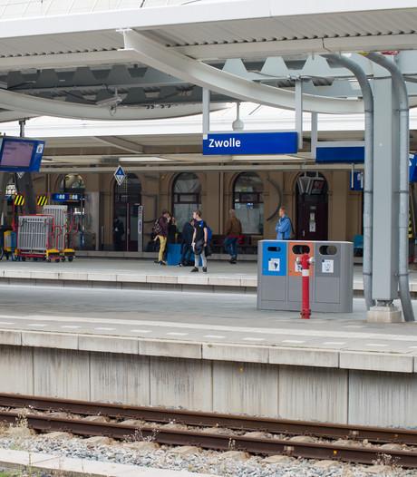 'Rolstoelgebruikers kunnen niet via station Zwolle naar het noorden'