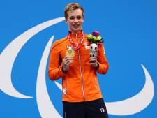 Rel rond Nederlandse zwemmer op Paralympische Spelen: 'Hij is helemaal niet blind'