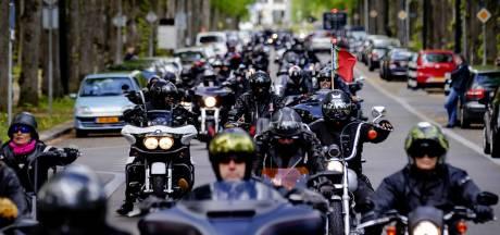 Motorrijders komend weekend niet welkom op toeristische plekken en landweggetjes