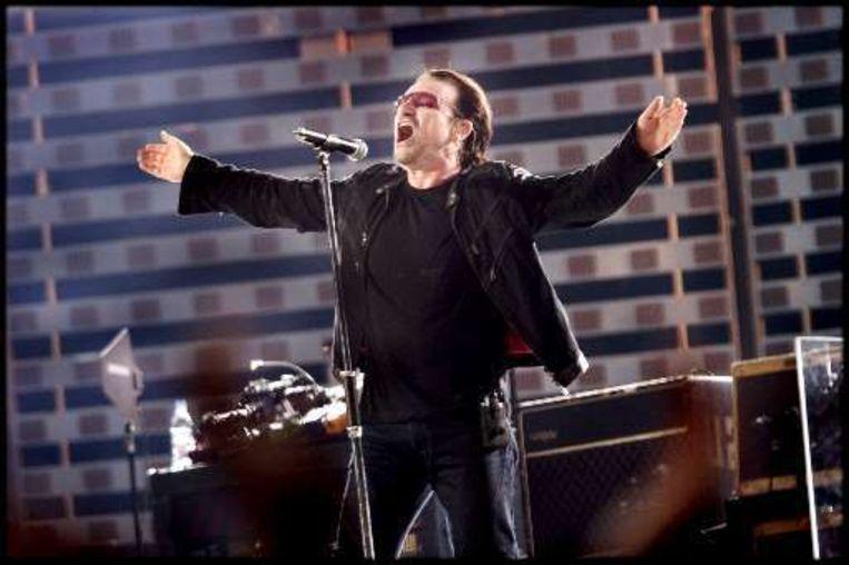 In juli 2005 trad U2 ook al op in de Amsterdam Arena. Beeld UNKNOWN