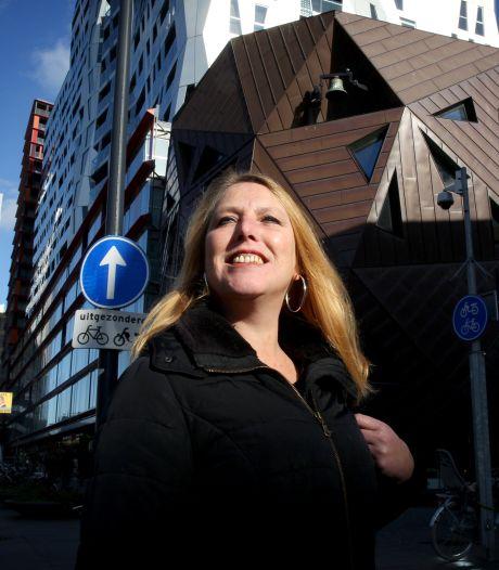 Liefde in de Pauluskerk: Rotterdamse Sonja ziet wél het gezicht achter de junk