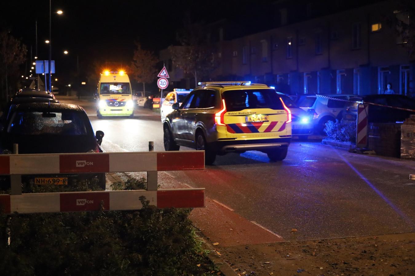 Bij een steekpartij op Muntmeester in Uden raakte in de nacht van 24 oktober 2020 een Udenaar gewond.