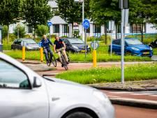 Tientallen ongelukken in paar jaar tijd op deze rotonde in Papendrecht: meer dan de helft met scholieren